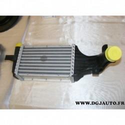 Radiateur intercooler de turbo pour opel astra G zafira A 2.0DTI 2.2DTI 2.0 2.2 DTI
