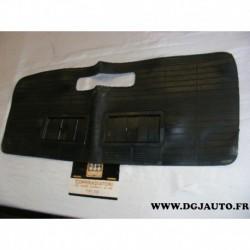 Ecran semelle protection de calandre radiateur refroidissement moteur pour fiat 238