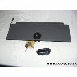 Porte portillon boite à gant avec système verrouillage pour renault express et super 5
