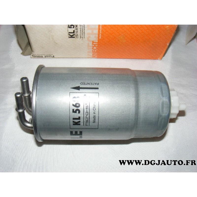 Filtre 224 Carburant Gazoil Kl568 Pour Opel Corsa D 1 3cdti