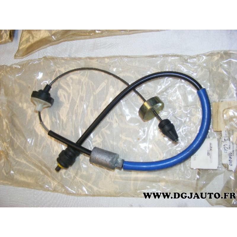 cable embrayage 401500 pour renault megane 2 0 16v 140cv. Black Bedroom Furniture Sets. Home Design Ideas