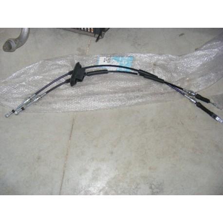 tringlerie cable de selection levier vitesse fiat doblo essence 1,4 1,6 16v