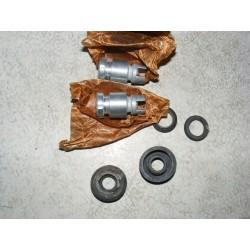 lot 2 kits coupelles et pistons cylindre de roue simca talbot