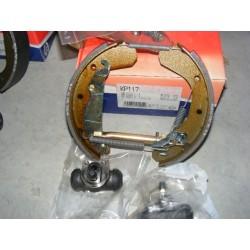 kit frein arriere 200x30mm montage lucas opel kadett E et combo 1