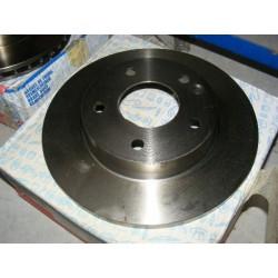 paire disques de frein mercedes classe A w168 260mm diametre