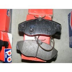 Jeux 4 plaquettes de frein pour citroen jumper fiat ducato peugeot boxer a partir de 1999 */*/*