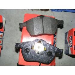 Jeux 4 plaquettes de frein pour audi TT A3 seat leon volkswagen golf 4 new beetle