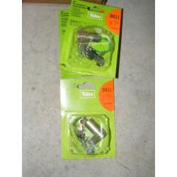 jeu de contacts d allumage rupteur + condenseur renault 9 11 R11 R9 1,1