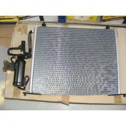 Radiateur de climatisation condenseur renault safrane 2,1DT 2,5DT 2,1 2,5 TD DT 90cv 115cv