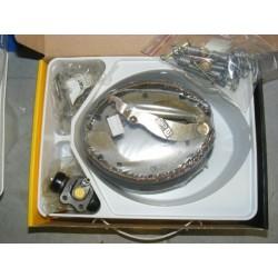 kit frein arriere opel astra F corsa A kadett E daewoo lanos nexia 200x46mm pistons 17,5mm