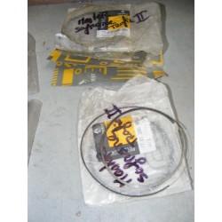 lot de 4 kits segmentation piston renault safrane trafic II master