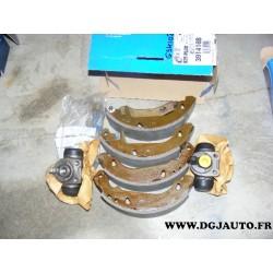 Kit de frein arriere pour renault twingo non prémonté 180x40mm cylindre 20,6mm