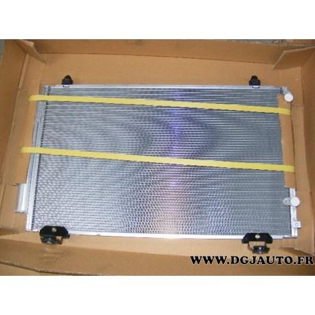 condenseur radiateur de climatisation pour toyota corolla. Black Bedroom Furniture Sets. Home Design Ideas