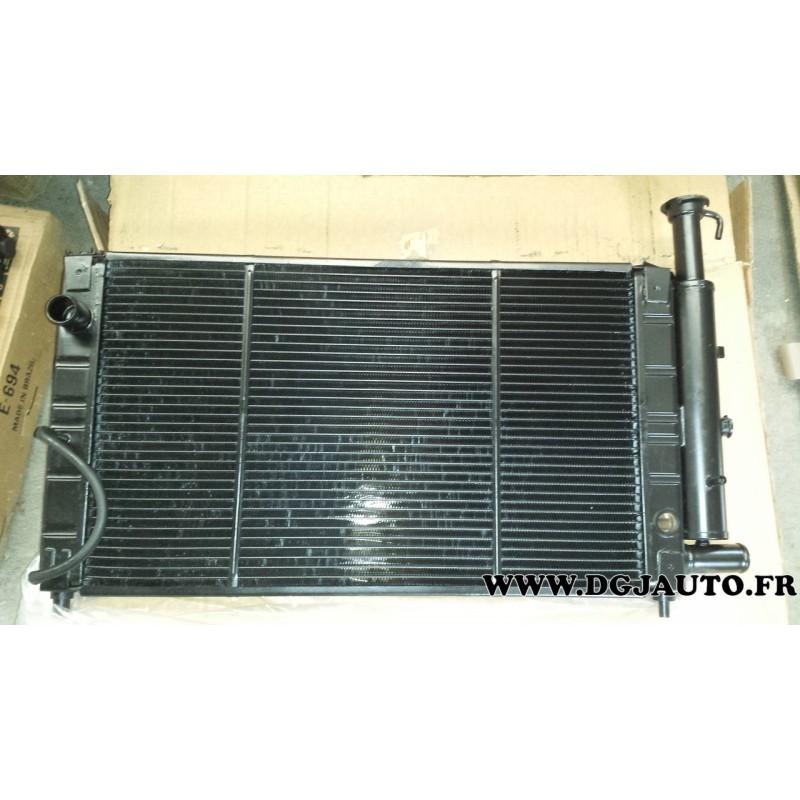 radiateur moteur de refroidissement pour citroen bx diesel au meilleur prix sur dgjauto fr. Black Bedroom Furniture Sets. Home Design Ideas