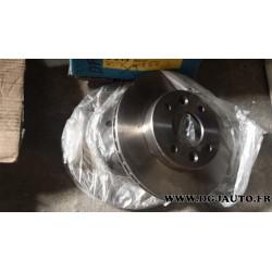 Paire de disques de frein ventilé 238mm de diametre pour renault 18 fuego R18