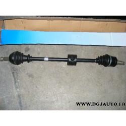 Cardan transmission droit pour ford fiesta 3 1,8D 1,8 D et XR2i 23/25 cannelures