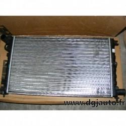 Radiateur refroidissement moteur pour peugeot 106 1,4D 1,4 D diesel