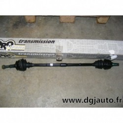 Cardan transmission avant droit 22/33 cannelures pour opel astra F G vectra A 1,7D 1,7DTi 1,8 16v 1,7 d dti