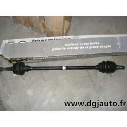 Cardan transmission pour opel astra F calibra vectra A 1,8 dont 16v 2,0 1,7TD 1,7TDS 1,7 TD TDS