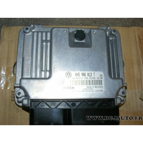 Calculateur moteur centrale injection diesel pour seat ibiza 1.4TDI 1.4 TDI partir de 2006