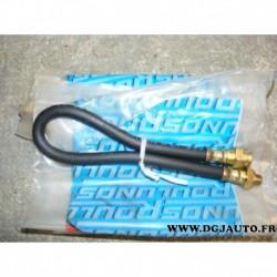 Flexible de frein pour opel ascona C corsa A kadett E vectra A