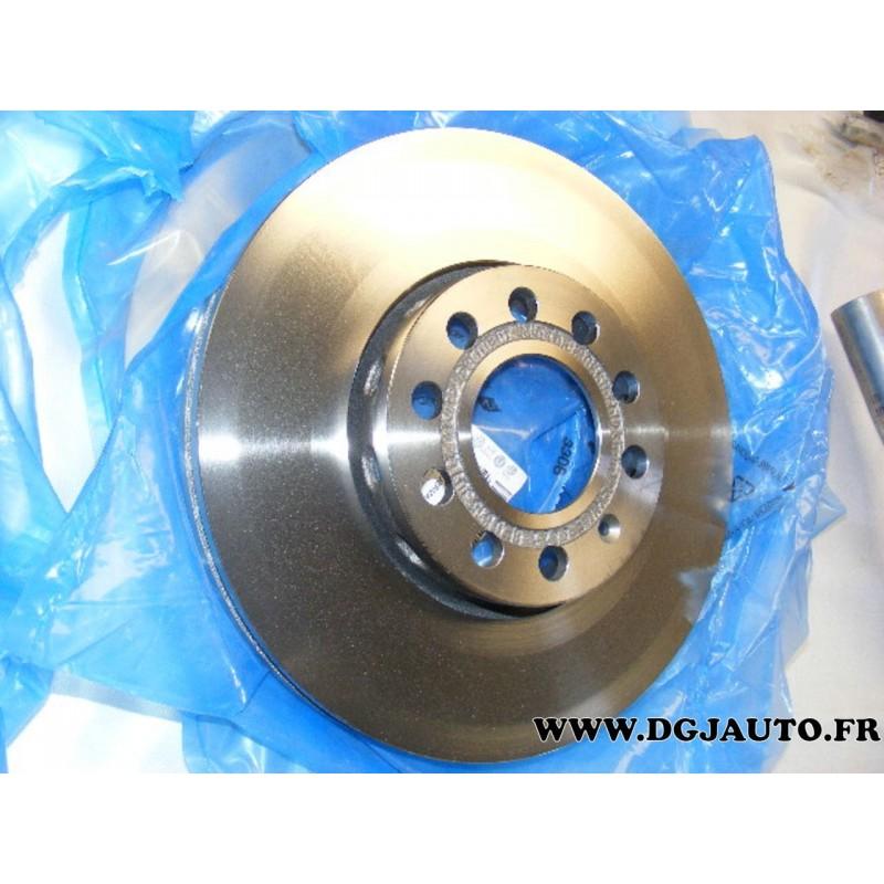 paire de disque de frein ventil 288mm diametre pour audi 100 a4 a6 a8 s8 volkswagen passat b4. Black Bedroom Furniture Sets. Home Design Ideas