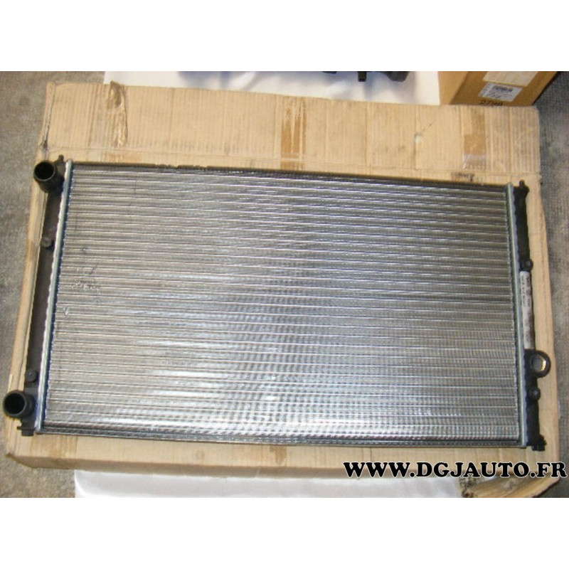 radiateur refroidissement moteur pour volkswagen polo 3 1 6 essence seat ibiza 2 cordoba 1 2. Black Bedroom Furniture Sets. Home Design Ideas