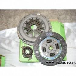 Kit embrayage disque + mecanisme + butee pour fiat duna elba fiorino uno innocenti 1,7D 1,4TD 1,4 TD 1,7 D