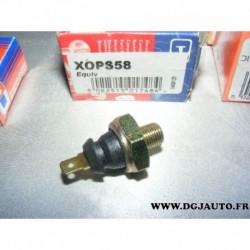 Sonde pression huile capteur pour volvo 140 240 242 244 245 264 760 P121 P122 rover metro mini montego MG MGB jaguar XJ morris m