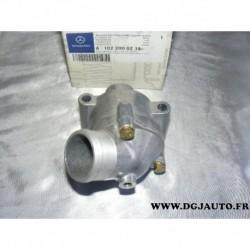 Thermostat calorstat eau avec support pipe pour mercedes 190 W201 2.3