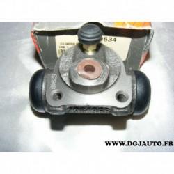 Cylindre de roue frein arriere pour fiat palio fiorino et strada