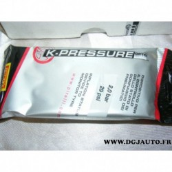 Valve intelligente indication pression insuffisante pneu K-PRESSURE pirelli 2.0 BAR 29 PSI