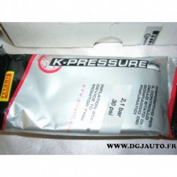 Valve intelligente indication pression insuffisante pneu K-PRESSURE pirelli 2.1 BAR 30 PSI