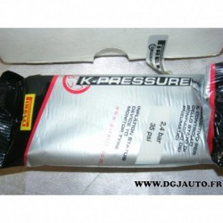 Valve intelligente indication pression insuffisante pneu K-PRESSURE pirelli 2.4 BAR 35 PSI