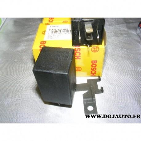 Relais telerupteur temporisé temporisateur feu plafonnier eclairage interieur 12v 4A