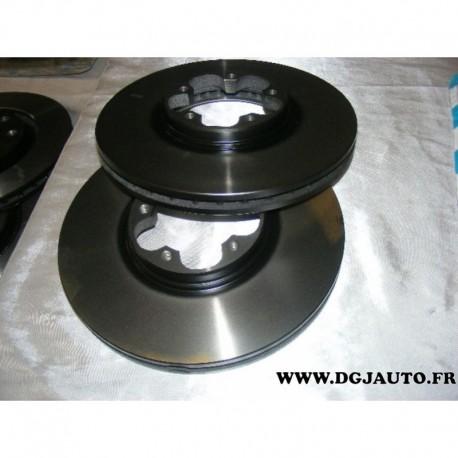 paire de disque de frein avant ventil 276mm diametre pour ford transit 2 0tdci 2 0tddi 2 0 tddi. Black Bedroom Furniture Sets. Home Design Ideas