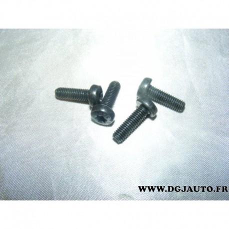 Lot 4 petites vis 6 pans pour volvo 850 940 960 C30 C70 S40 S60 S70 S80 S90 V40 V50 V60 V70 V90 XC60 XC70 XC90