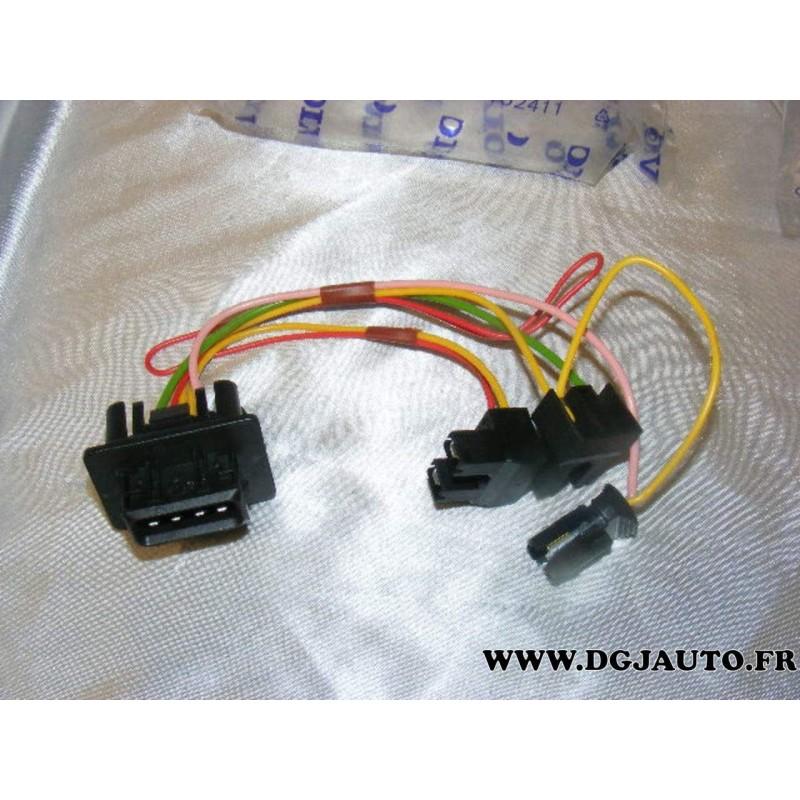 adaptateur de 4 5 broches faisceau cable electrique. Black Bedroom Furniture Sets. Home Design Ideas