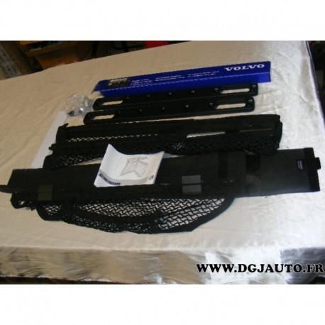 Kit filet de coffre séparateur compartiment pour volvo V70 XC70 partir de 1998 à aujourd hui