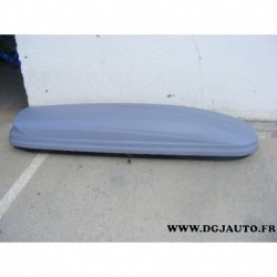 Coffre de toit bac sur barre de toit modele volvo ocean race pour volvo S60 S80 V40 V60 V70 XC60 XC70 etc... PAS D ENVOI