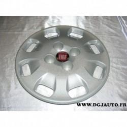 """Enjoliveur roue jante 13"""" 13 pouces pour fiat 500 partir 2007 panda partir 2010"""