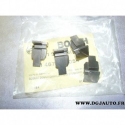 Kit pieces reparation pompe injection pour fiat alfa romeo ford transit