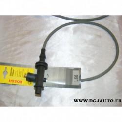 Faisceau fil bougie allumage 60cm pour citroen BX C15 LNA visa peugeot 104 205 renault 14 R14 talbot samba