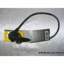 Faisceau fil bougie allumage 45cm pour mercedes 190 W201 W123 W124 W462