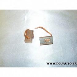Jeux balais charbon d'alternateur pour ford taunus 12M 15M mercedes W111 pullman alfa romeo alfetta giulieta giulietta GT GTV sp