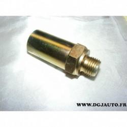 Soupape de décharge injection pour poids lourd iveco renault trucks 5000296055