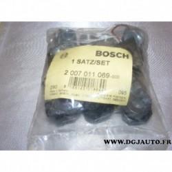 Kit de pièce borne 30/31 démarreur pour poids lourd case DAF iveco KHD MAN scania renault 5001832621