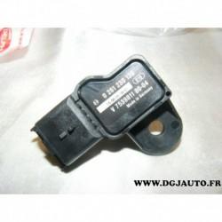 Capteur pression injection tuyau carburant pour peugeot 207 3008 308 5008 partner citroen C3 C4 DS3 berlingo mini 1.4 1.6 dont 1