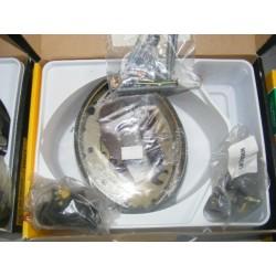 kit frein arriere opel kadett e / ascona C ls1292 + lw50006 200x45mm montage GM