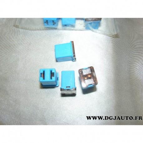 Fusible 20A 20 ampères bleu pour opel insignia mokka ampera meriva B